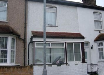 Thumbnail 3 bed terraced house to rent in Belmont Road, Grays