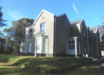 Thumbnail 5 bedroom detached house for sale in Llanllienwen Road, Morriston, Swansea