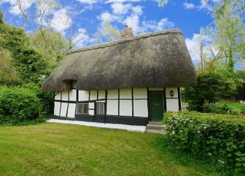 Thumbnail 2 bedroom cottage for sale in High Street, Dorchester-On-Thames, Wallingford