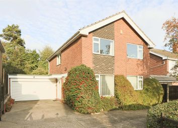 Thumbnail 4 bed detached house for sale in Greendale Road, Arnold, Nottingham