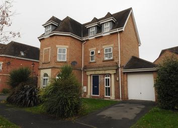 Thumbnail 2 bed town house for sale in Holland House Road, Walton Le Dale