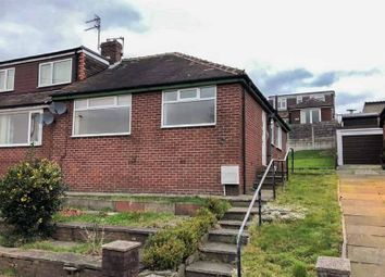 Thumbnail 2 bed semi-detached bungalow for sale in Bedford Avenue, High Crompton
