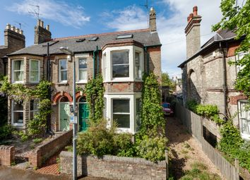 Thumbnail 4 bedroom semi-detached house for sale in Humberstone Road, Cambridge