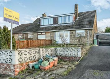 Thumbnail 3 bed bungalow for sale in Station Road, North Wingfield, Chesterfield, Derbyshire