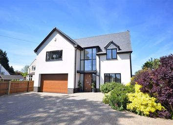 Thumbnail 5 bed detached house for sale in Hillside Road, Flore, Northampton