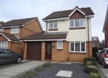Thumbnail 3 bed detached house for sale in Chinnor Close, Leigh