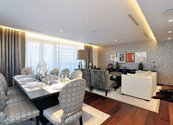 Thumbnail 4 bedroom flat to rent in The Atrium, Park Road, St John's Wood