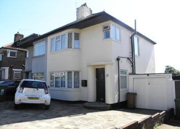 Thumbnail 4 bedroom semi-detached house to rent in Highview Gardens, Potters Bar