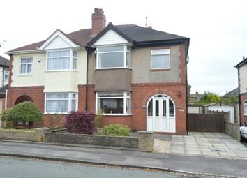 Thumbnail 3 bed semi-detached house to rent in Pitfield Avenue, Maybank, Newcastle-Under-Lyme