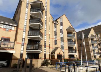 Thumbnail 2 bed flat to rent in Emerald Quay, Harbour Way, Shoreham-By-Sea, West Sussex