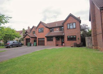 Thumbnail 5 bed detached house for sale in Levens Way, Great Notley, Braintree