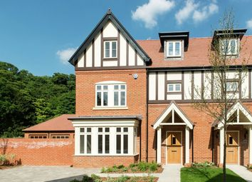 Thumbnail 5 bed semi-detached house for sale in Taplow Riverside, Mill Lane, Taplow, Maidenhead