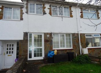 Thumbnail 3 bed terraced house to rent in Taliesin Close, Pencoed, Bridgend