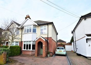 Thumbnail 3 bed semi-detached house for sale in Beaulieu Road, Hamble, Southampton