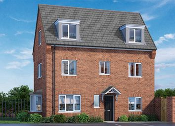 Thumbnail 4 bedroom detached house for sale in The Hardwick, Gibside, Chester-Le-Street, County Durham