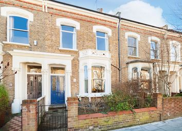 Thumbnail 4 bed terraced house for sale in Kynaston Road, London