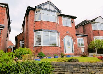 Thumbnail 3 bed detached house for sale in Bury New Road, Whitefield, Manchester