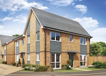 Thumbnail 3 bed semi-detached house for sale in Cadet Drive, Shirley, Solihull