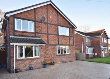 Thumbnail 4 bed detached house for sale in Ffordd Alltwen, Gowerton, Swansea