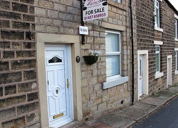 Thumbnail 2 bed cottage for sale in Moorfield Terrace, Hollingworth, Hyde