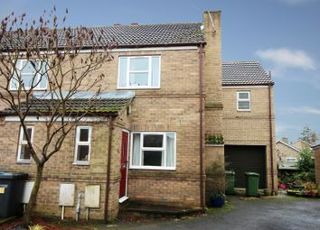 Thumbnail 3 bed terraced house for sale in Rosemary Court, York, North Yorkshire