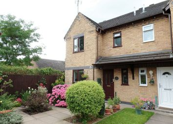 Thumbnail 3 bed end terrace house for sale in Waterside Court, Gnosall, Staffordshire