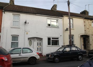 Thumbnail 2 bedroom terraced house to rent in Thorold Road, Chatham, Kent