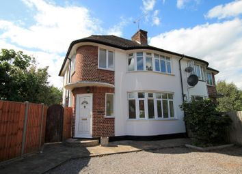 Thumbnail 3 bed detached house to rent in Oriental Road, Woking
