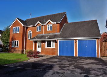 Thumbnail 4 bed detached house for sale in Leverlake Close, Tiverton