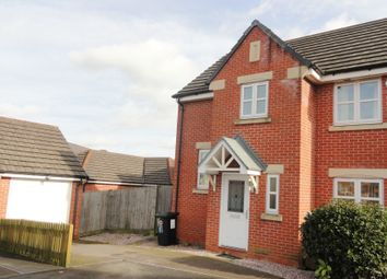Thumbnail 3 bed detached house to rent in Carty Road, Leicester