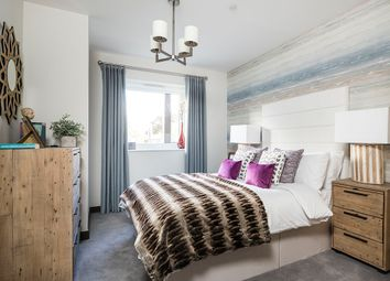 Thumbnail 2 bed flat for sale in Millers Quarter, Bury St Edmunds