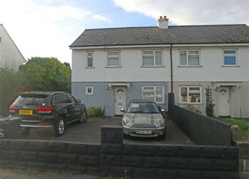 Thumbnail 3 bed semi-detached house for sale in Wimborne Road, Poole, Dorset