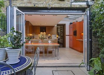 Thumbnail 3 bed town house for sale in Bourne Street, London