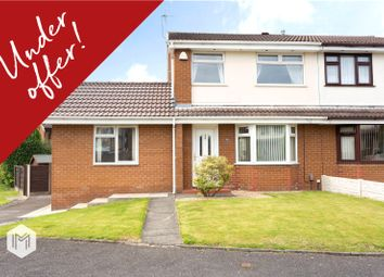 Thumbnail 4 bed semi-detached house for sale in Wharfedale, Westhoughton, Bolton, Greater Manchester