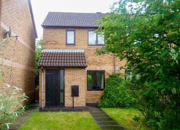Thumbnail 2 bedroom end terrace house for sale in Paprika Court, Walnut Tree, Milton Keynes