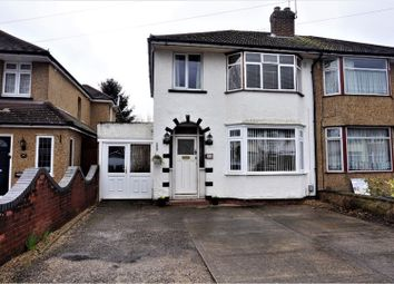 Thumbnail 3 bed semi-detached house for sale in Westlea Avenue, Watford