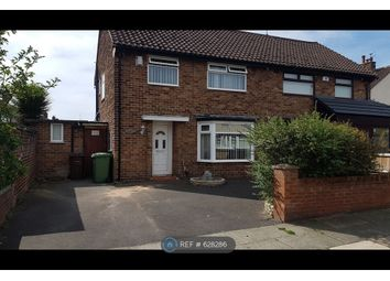 Thumbnail 3 bed semi-detached house to rent in Chesterfield Road, Liverpool