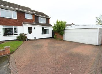 Thumbnail 4 bedroom semi-detached house for sale in Wellesbourne, Tamworth