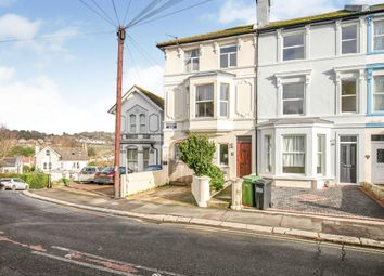 Thumbnail 2 bed flat for sale in Elphinstone Road, Hastings