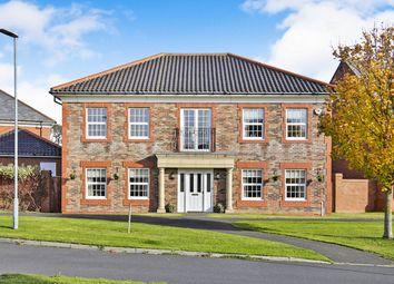 Thumbnail 5 bed detached house for sale in Burdon Walk, Castle Eden, Hartlepool