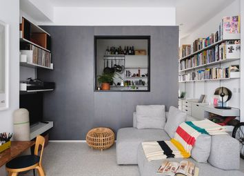 Thumbnail 1 bed flat for sale in Chance Street, London