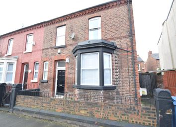 Thumbnail 4 bed terraced house for sale in Salisbury Road, Wavertree, Liverpool