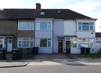 Thumbnail 3 bed terraced house for sale in Cuckoo Hall Lane, Edmonton, London
