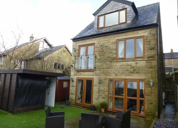 Thumbnail 4 bed detached house for sale in Cliffe Road, Glossop, Derbyshire