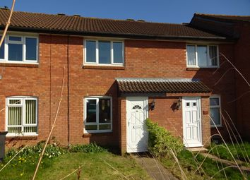 Thumbnail 2 bed terraced house to rent in Constable Close, Yeovil