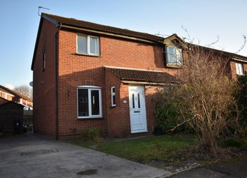Thumbnail 2 bed semi-detached house to rent in Bader Close, Yate, Bristol