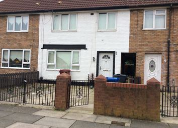 Thumbnail 3 bed terraced house to rent in Oakfield Drive, Huyton