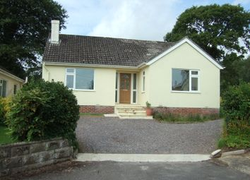 Thumbnail 3 bedroom detached bungalow to rent in Wellmead, Kilmington, Axminster