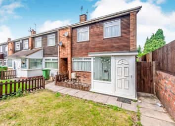 3 bed end terrace house for sale in Reedswood Close, Walsall WS2