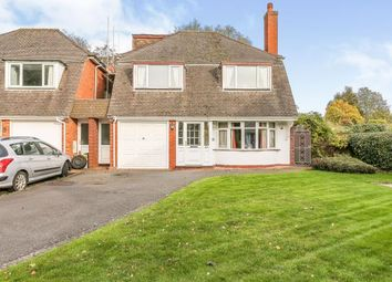 Thumbnail 4 bed detached house for sale in Green Lane, Coleshill, Birmingham, Warwickshire